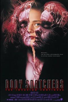 Poster Secuestradores de Cuerpos