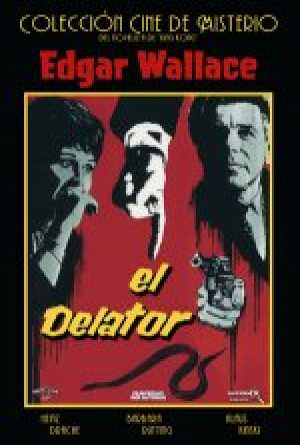 Poster El Delatador