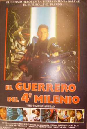 Poster El Guerrero del 4 Milenio