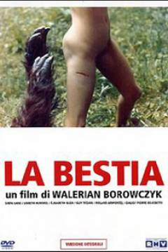 Poster La Bestia