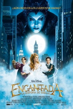 Poster Encantada: La Historia de Giselle