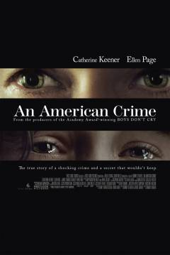 Poster An American Crime