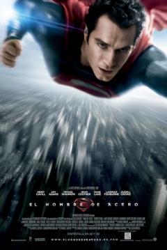 Poster Superman: El Hombre de Acero