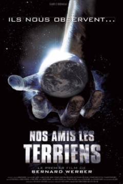 Poster Nos amis les Terriens