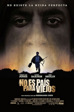 Poster No es Pas para Viejos