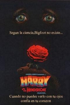 Ficha Harry y los Henderson