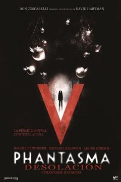 Poster Phantasma 5: Desolación