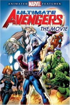 Poster Ultimate Avengers (Los Vengadores)