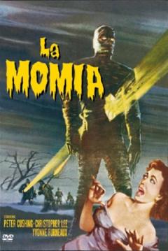 Poster La Momia (1959)