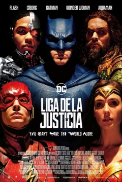 Ficha Liga de la Justicia