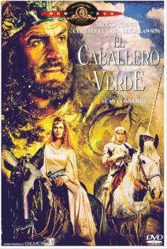 Poster El Caballero Verde