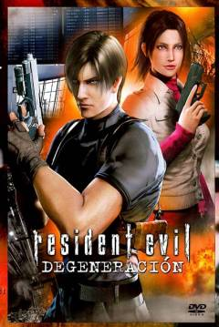 Poster Resident Evil: Degeneration