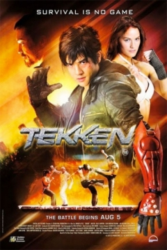 Poster Tekken