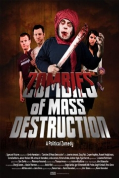 Poster Zombies of Mass Destruction