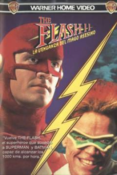 Poster The Flash 2 : La Vengaza del Mago Asesino
