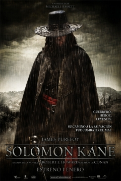Poster Solomon Kane