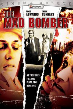 Poster The Mad Bomber