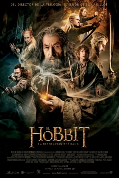 Poster El Hobbit: La Desolaci�n de Smaug (2� parte)