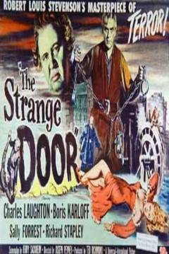 Poster The Strange Door