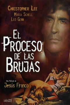 Poster El Proceso de las Brujas