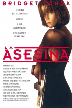 Poster La Asesina