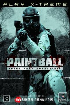Poster Paintball