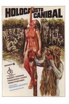 Poster Holocausto Caníbal
