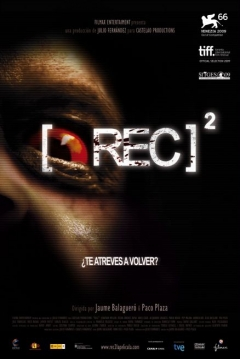Poster [REC] 2