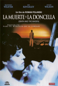 Poster La Muerte y la Doncella