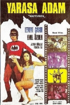 Poster Turkish Batman & Robin (Bedmen)