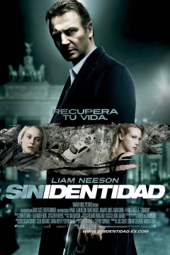 Poster Sin Identidad (Unknown)
