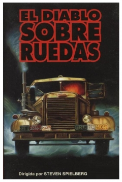 Poster El Diablo sobre Ruedas