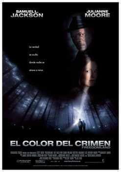 Poster El Color del Crimen