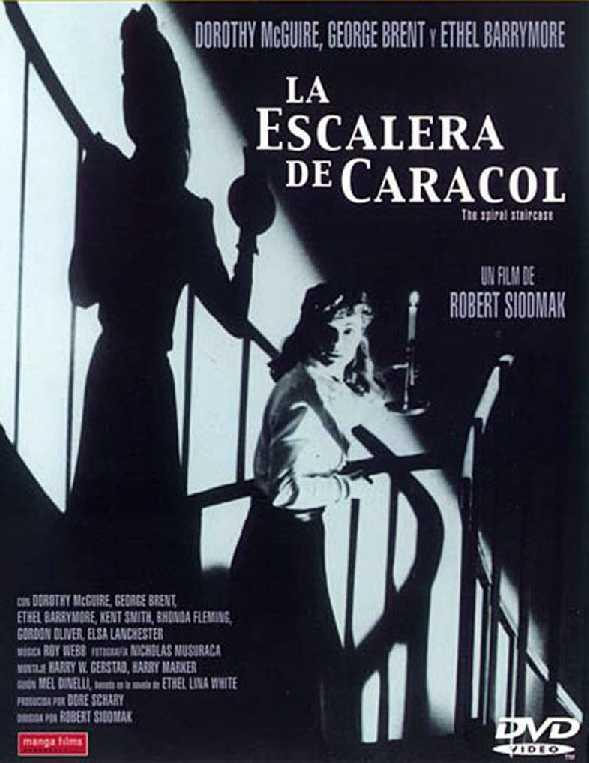 Poster La Escalera de Caracol