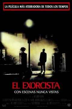 Poster El Exorcista