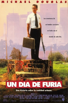 Poster Un Da de Furia