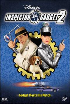 Poster Inspector Gadget 2