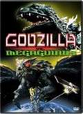 Poster Godzilla Contra Megaguirus