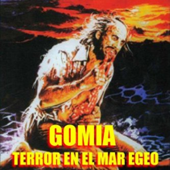 Poster Gomia: Terror en el Mar Egeo