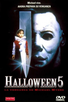 Poster Halloween 5: La Venganza de Michael Myers