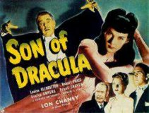 Poster El Hijo De Dracula