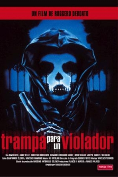 Poster Trampa para un Violador