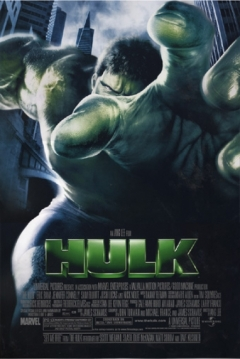 Poster Hulk