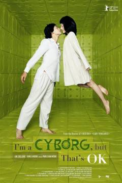 Poster Soy Un Cyborg