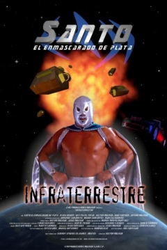 Poster Santo: Infraterrestre