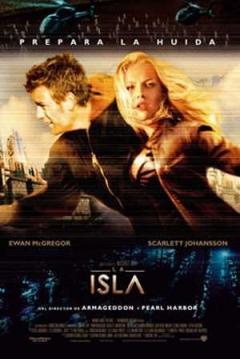 Poster La Isla
