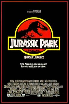 Poster Parque Jur�sico