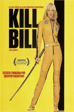 Poster Kill Bill: Volumen 1