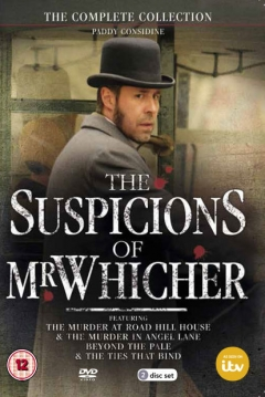 Poster The Suspicions of Mr Whicher: Beyond the Pale