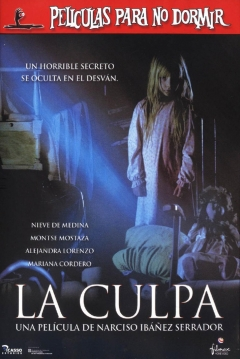 Poster La Culpa
